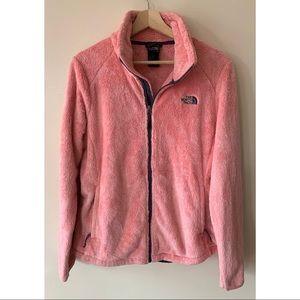North Face • L • Osito Fleece Full Zip Jacket